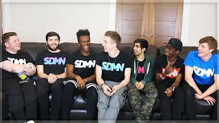 THE ULTIMATE SIDEMEN Q&A!!!!