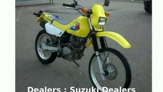 4. 2006 Suzuki DR 200SE Details & Features