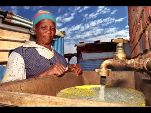 2   CC the  drinking water problem in Africa