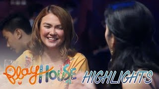 Video Playhouse: Patty goes to party with Natalia | EP 40 MP3, 3GP, MP4, WEBM, AVI, FLV Januari 2019