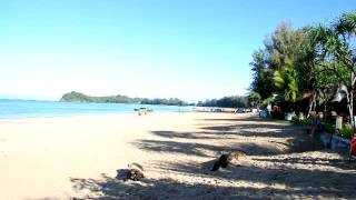 Klong Dao Beach, Kao Lanta, Krabi Province, Thailand