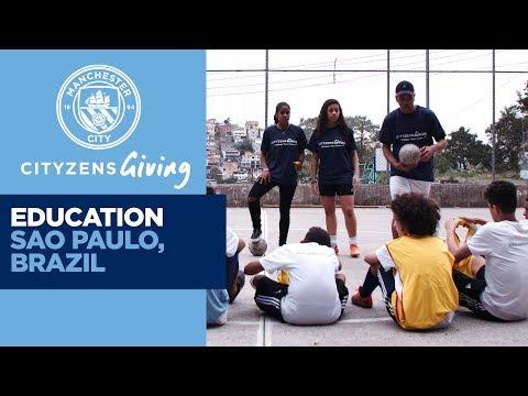 Video: Cityzens Giving | Education in Sao Paulo