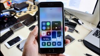 iOS 11.2.5 BETA 3 On iPhone 7 Plus! (Review)