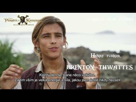 Piráti z Karibiku: Salazarova Pomsta - video z natáčení