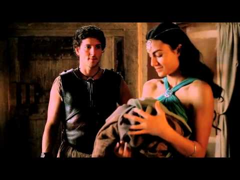 Jason & Ariadne   I would gladly risk my life for you their story   Atlantis Season 1