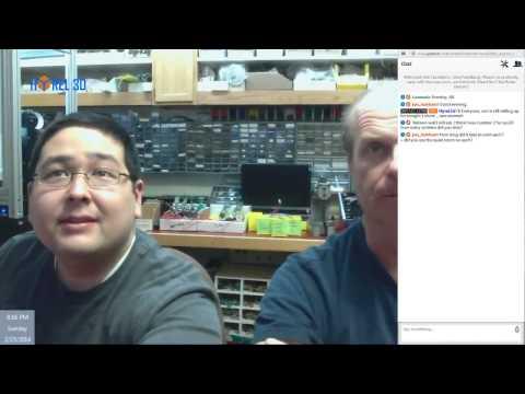 68th Live Broadcast 1/3 – HYREL 3D printer