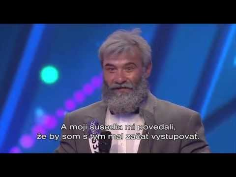 ČESKO SLOVENSKO MÁ TALENT 2015 - Vladimir Georgievsky