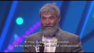 Video ČESKO SLOVENSKO MÁ TALENT 2015 - Vladimir Georgievsky MP3, 3GP, MP4, WEBM, AVI, FLV Januari 2019