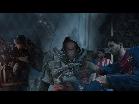 Year - And the nominees for Game Of The Year 2013: Xbox One are....Assassins Creed IV: Black Flag, Battlefield 4, Forza 5, FIFA 14, NBA 2K14 Visit all of our channe...