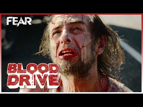 Arthur Brings Down Karl Kox | Blood Drive