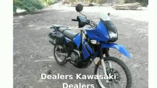 2. 2009 Kawasaki KLR 650  Dealers Transmission