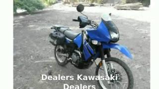 8. 2009 Kawasaki KLR 650  Dealers Transmission