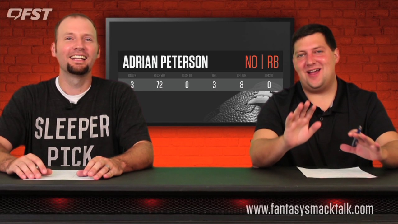 2017 Fantasy Football Sleepers and Undervalued thumbnail