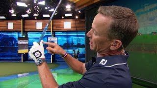 How to Grip the Club Correctly | Golf Channel