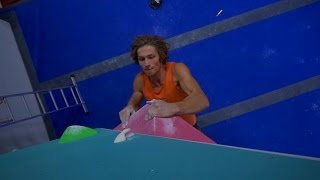 Bouldering In The NEW GYM! ( PART 2 ) by Eric Karlsson Bouldering