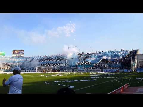 RECIBIMIENTO ATLETICO TUCUMAN VS UNION - La Inimitable - Atlético Tucumán