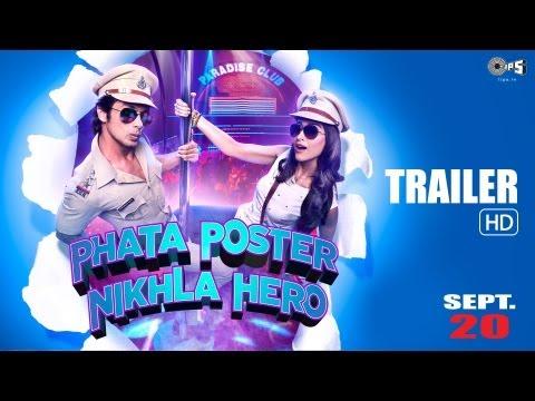 Download Official Trailer - Phata Poster Nikla Hero - Shahid Kapoor & Ileana D'Cruz HD Mp4 3GP Video and MP3