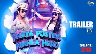 Official Trailer - Phata Poster Nikla Hero