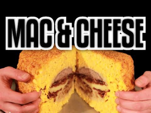 Epic Meal Time: Maximum Mac And Cheese