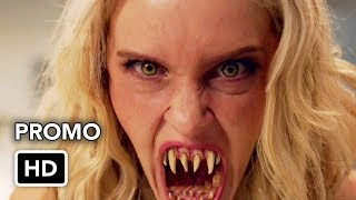 """Midnight Texas 1x02 """"Bad Moon Rising"""" Season 1 Episode 2 Promo - Manfred (François Arnaud) tries to help one of his new neighbors, Bobo (Dylan Bruce), clear his name by talking to the murdered victim with the help of Joe (Jason Lewis). As Manfred helps his neighbors and grows closer to Creek (Sarah Ramos), they help him - specifically, Fiji (Parisa Fitz-Henley), the resident witch who performs an exorcism to rid Manfred's home of the spirits, demonic and otherwise that haunt it. Meanwhile, the Rev (Yul Vazquez) tries to stay out of trouble while Lem (Peter Mensah) and Olivia (Arielle Kebbel) set out to stop a deadly predator before it kills again. Subscribe to tvpromosdb on Youtube for more Midnight Texas season 1 promos in HD!Midnight Texas official website: http://www.nbc.com/midnight-texasWatch more Midnight Texas Season 1 videos: https://www.youtube.com/playlist?list=PLfrisy2KXzkeB6RZrqs10MtGn2D4PRoOsLike Midnight Texas on Facebook: https://www.facebook.com/NBCMidnightTexasFollow Midnight Texas on Twitter: https://twitter.com/NBCMidnightTXFollow Midnight Texas on Instagram: https://www.instagram.com/NBCMidnightTexasMidnight Texas 1x02 Promo/Preview """"Bad Moon Rising""""Midnight Texas Season 1 Episode 2 PromoMidnight Texas 1x02 Promo """"Bad Moon Rising"""" (HD)» Watch Midnight Texas Mondays at 10:00pm/9c on NBC» Starring: Francois Arnaud, Dylan Bruce, Sarah Ramos, Peter Mensah, Arielle KebbelContribute subtitle translations for this video: https://www.youtube.com/timedtext_video?v=yCrfj9ONj08"""