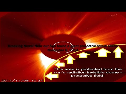 Возле нашего Солнца обнаружен гигантский защитный