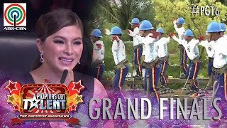 Video Pilipinas Got Talent 2018 Grand Finals: Cebeco II Blue Knights - Pole Balancing MP3, 3GP, MP4, WEBM, AVI, FLV Maret 2019