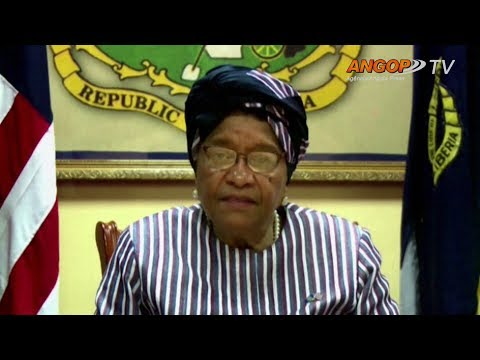 International Highlight: Liberian ruling Unity Party announced sunday januray 14