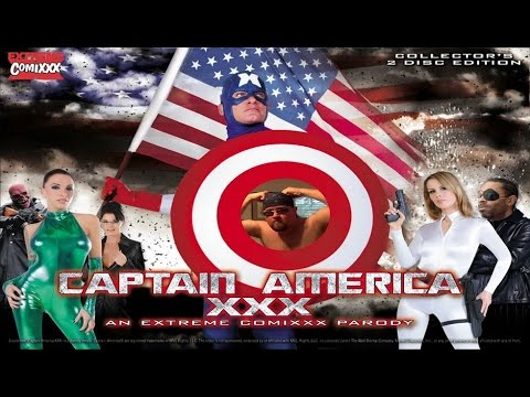 Captain America Xxx Porn