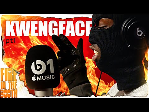 Kwengface – Fire In The Booth