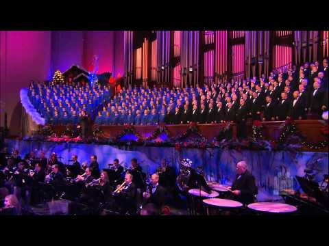 Gesu Bambino – David Archuleta and the Mormon Tabernacle Choir