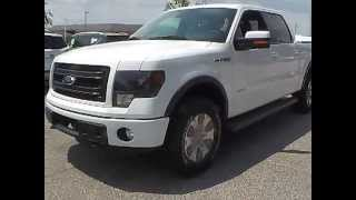 2013 Ford F-150 FX4 For Sale Cleveland Ohio