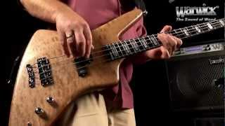 Download Lagu Andy Irvine jamming on a Warwick Adam Clayton Signature Mp3