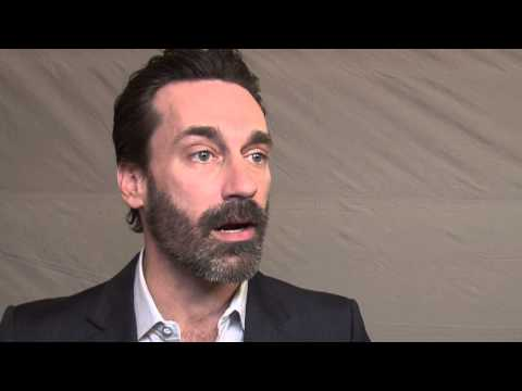Mad Men: Jon Hamm Exclusive Interview