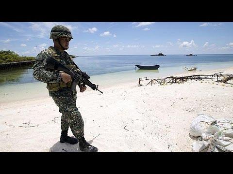 Τα διαφιλονικούμενα νησιά στη Νότια Σινική Θάλασσα