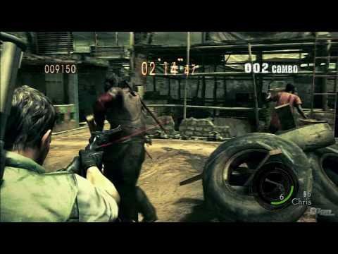 preview-IGN_Strategize: Resident Evil 5 Mercs Mode (IGN)