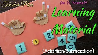Video EASY TO DO DIY Learning Material (Addition/Subtraction) MP3, 3GP, MP4, WEBM, AVI, FLV September 2019