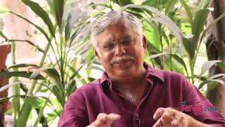 Professor C. P. Chandrasekhar on amalgamation of three banks