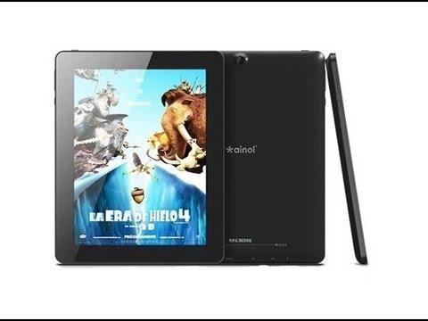 Tablet Ainol Novo 8 Discover Android 4.1 Quad Core 16GB HDMI Skype (Hero, Venus, Crystal, Spark)