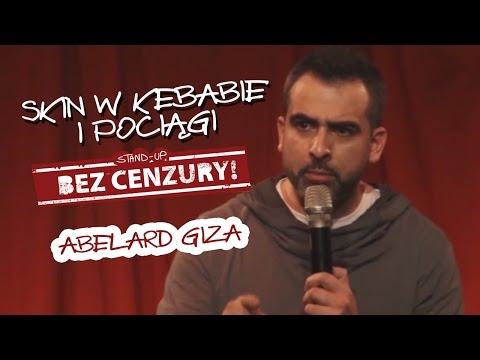 Kabaret LIMO - Abelard Giza - Skin w kebabie i o pociągach