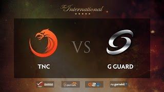 TnC vs G-Guard, game 1