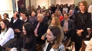 Homenagem da Câmara a António Marques Mendes: Sessão no Arquivo
