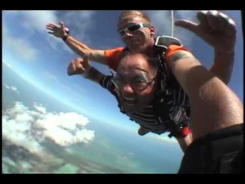 Skydiving Part 2 Video