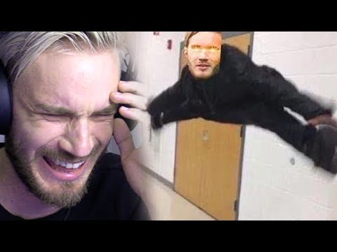 REACTING TO SPICY PEWDIEPIE MEMES
