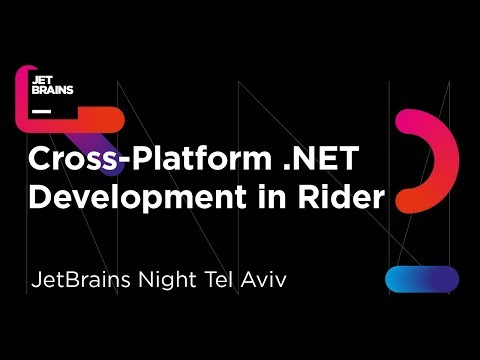 Cross-Platform .NET Development in Rider by Andrey Akinshin
