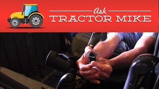 9. What to do When a Tractor Won't Start