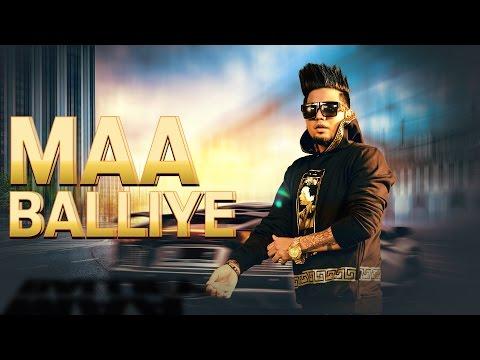 Maa Balliye (Full Song) - A Kay Feat.Deep Jandu | Latest Punjabi Songs 2016 | Speed Records_Zene vide�k