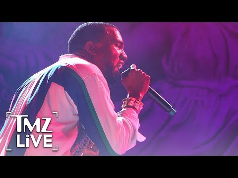 Kanye West Is Leaving Hollywood | TMZ Live
