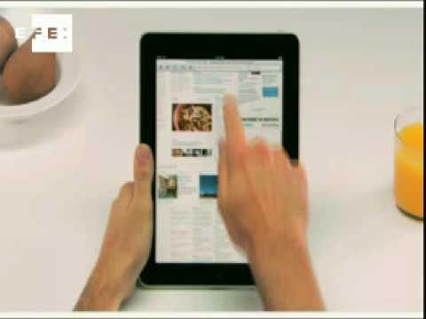 El iPad intenta cambiar al mundo esta semana.