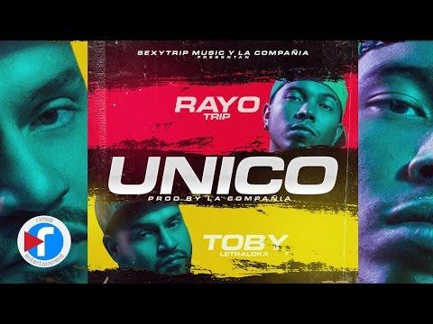 Letra Unico Rayo Y Toby