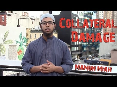 Twin Towers Into Bomb Showers | The Real Terrorism | Spoken Word Mamun Miah (видео)